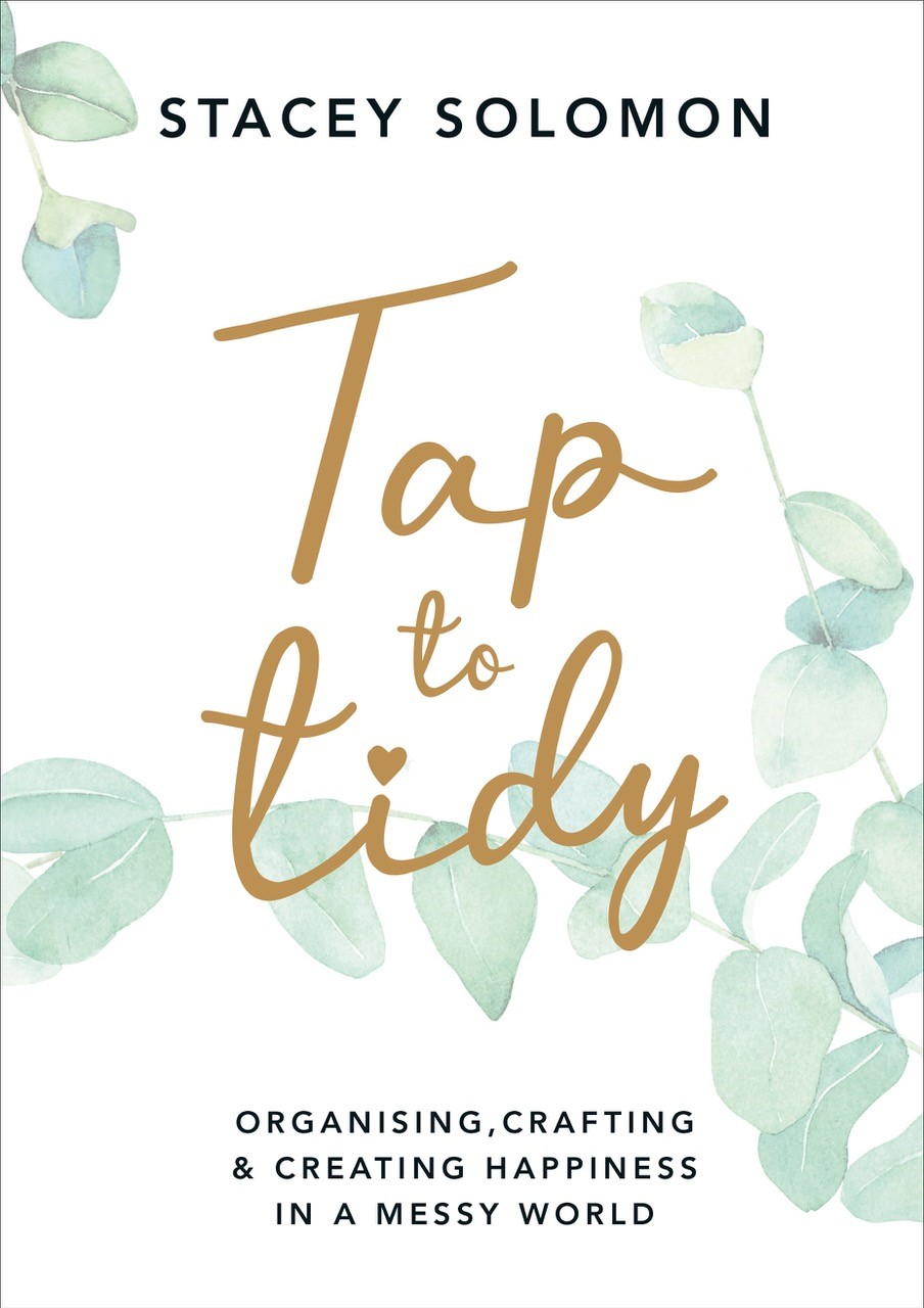Tap To Tidy book cover