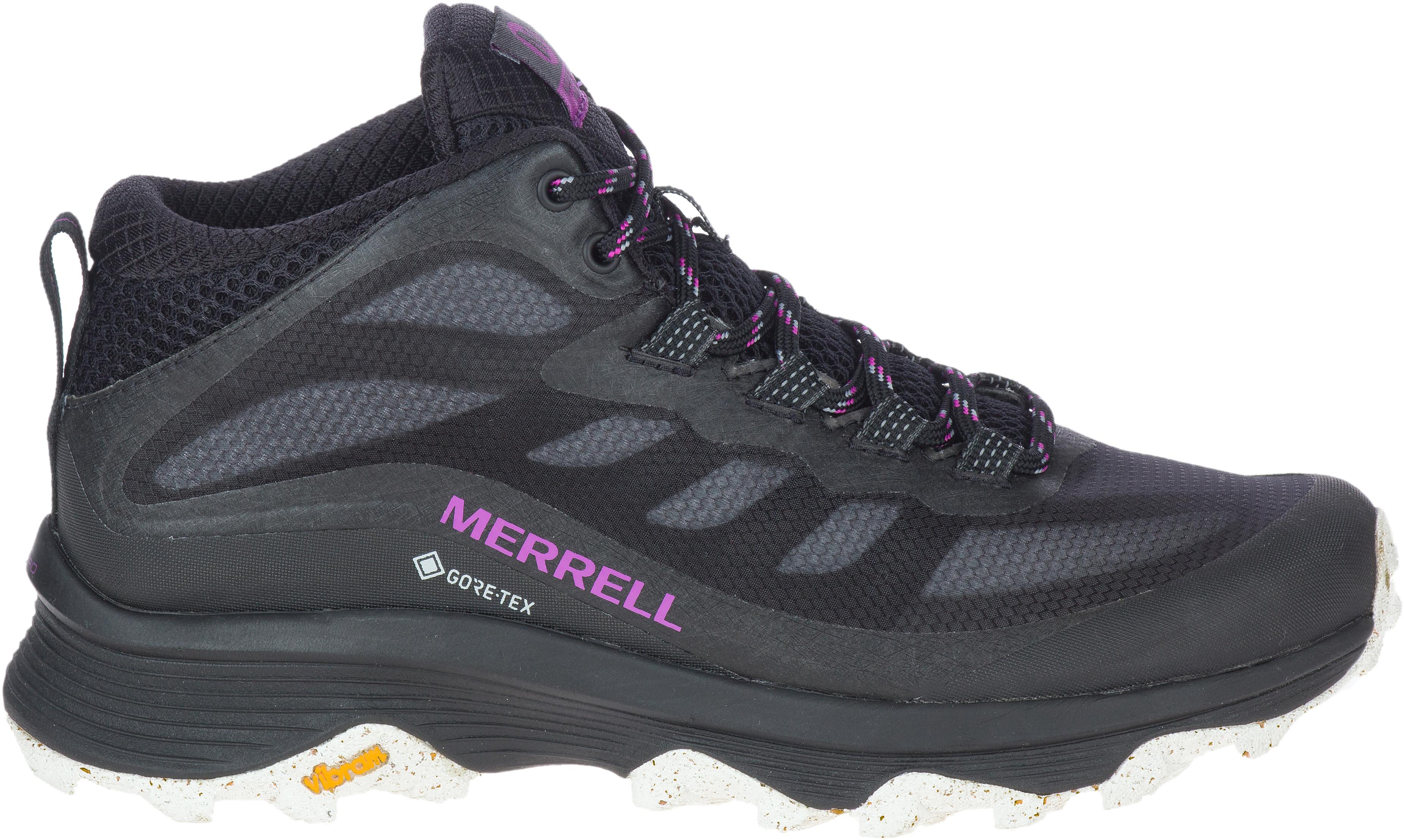 Merrell Moab Speed Mid GORE-TEX women's walking boots (Merrell/PA)
