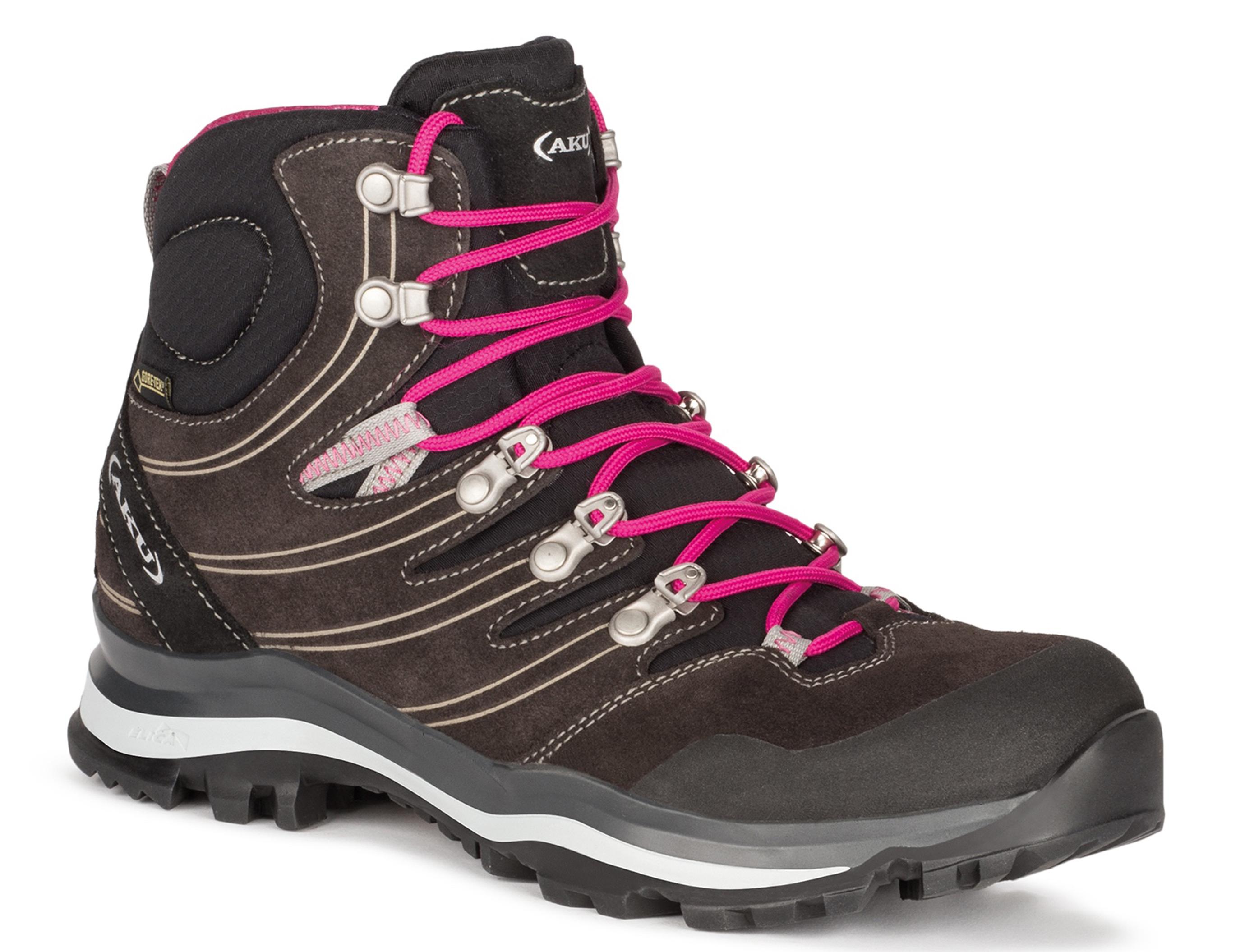 AKU Alterra Mid GTX women's walking boot (Aku/PA)