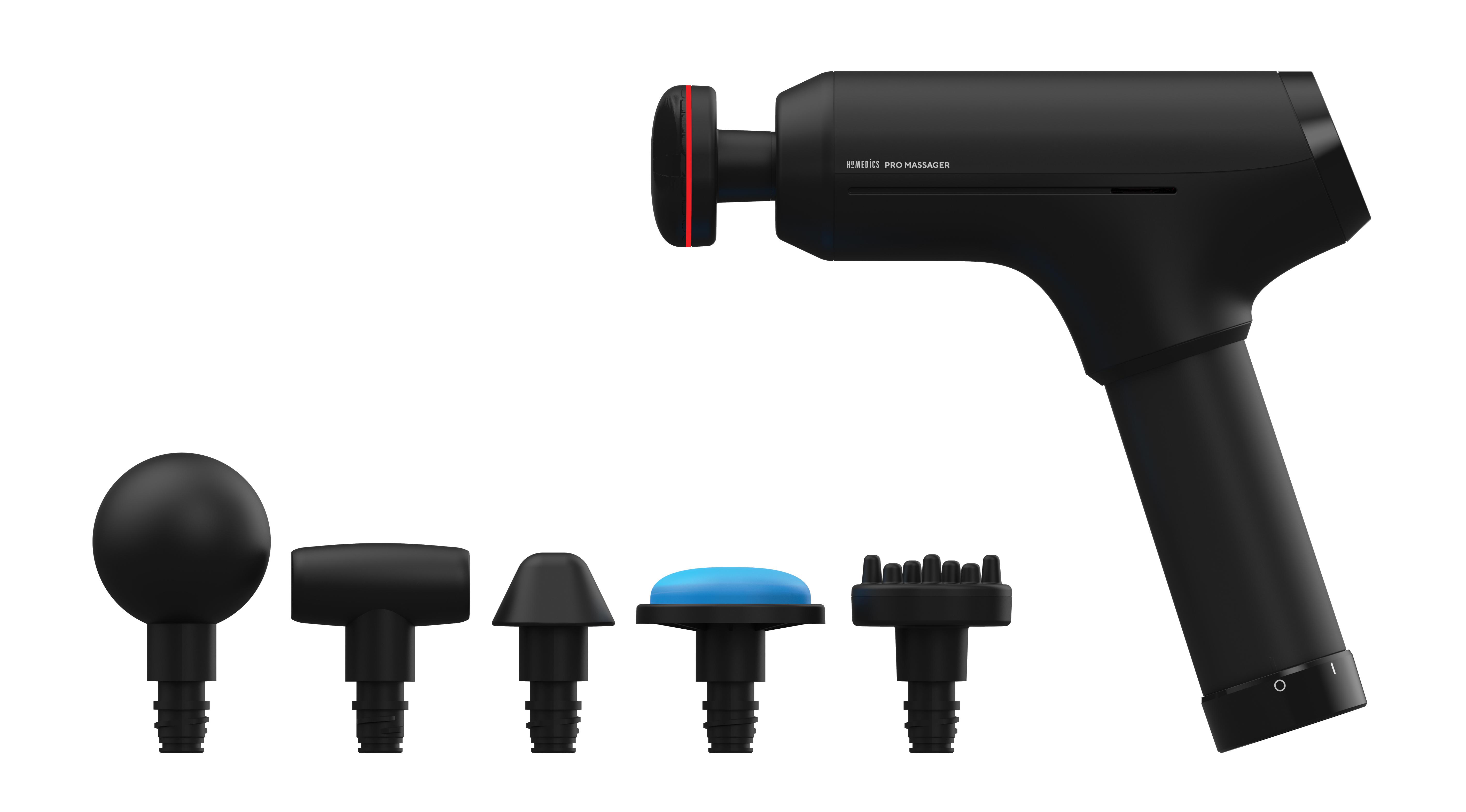 HoMedics massage gun