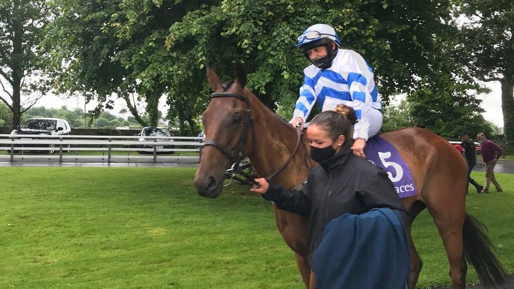 Liam Burke returns after his riding comeback at Sligo