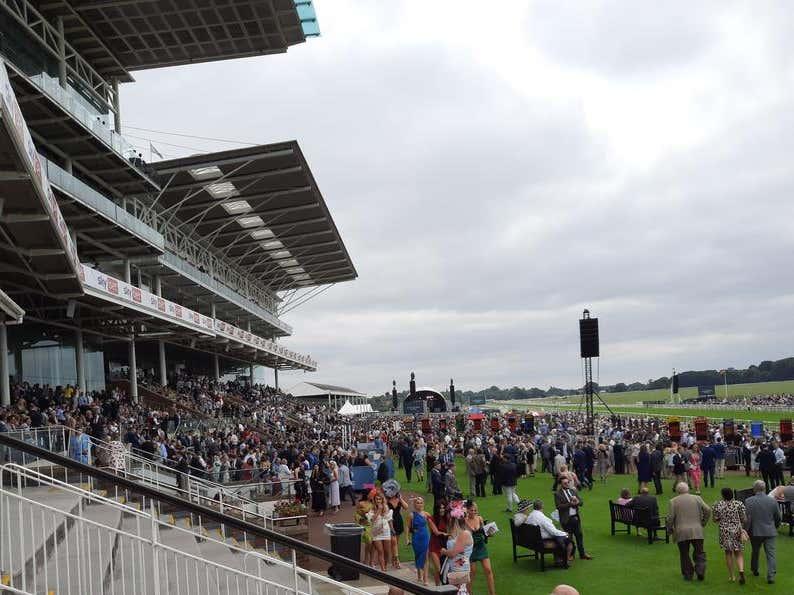 York welcomed 30,000 racegoers on Saturday (Keith Hamer/PA)