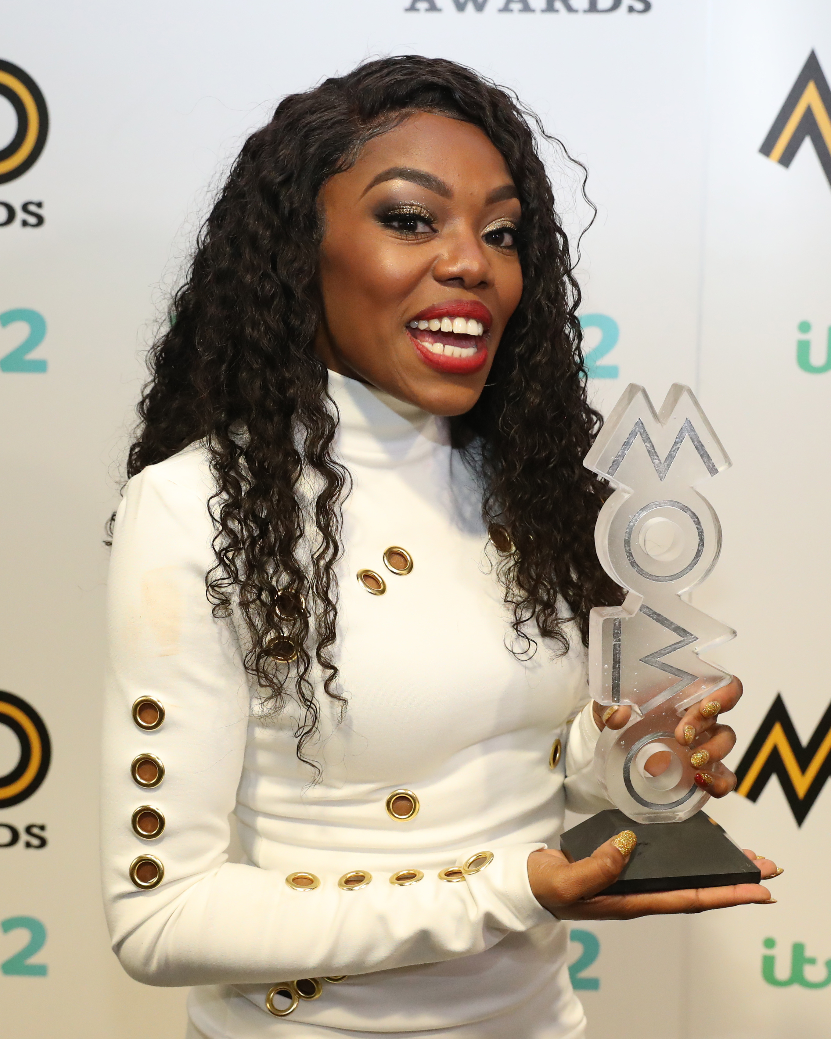 Lady Leshurr won best female act at the 2016 Mobo Awards