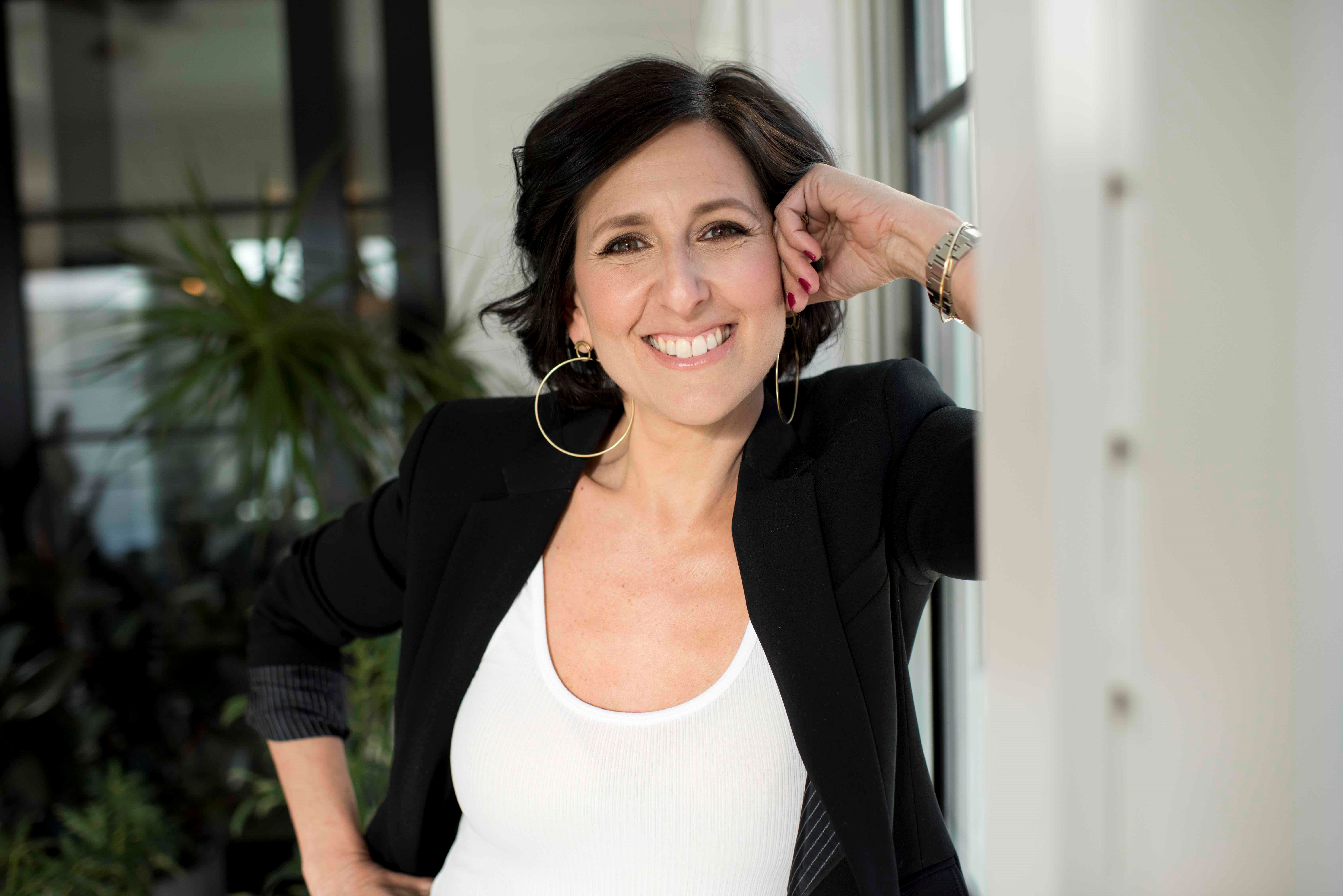 Dr Aviva Romm (Wendy Yalom/PA)